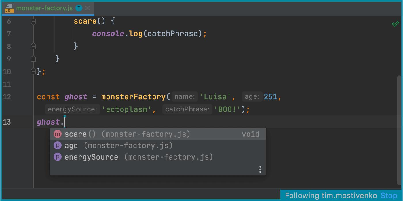 改进的代码完成代码与我
