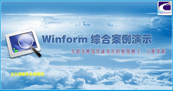 DevExpress Winform界面效果图 - 2