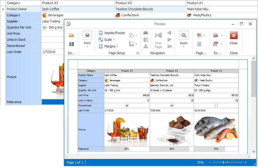 DevExpress WinForm控件入门指南 - 预览XtraGrid控件