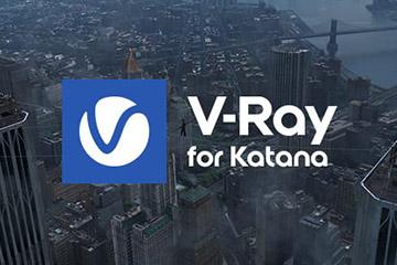 V-Ray for Katana