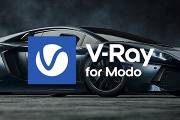 V-Ray for Modo