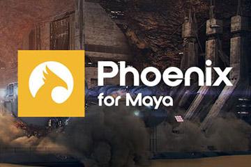 Phoenix for Maya