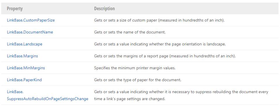 DevExpress WPF - 打印自定义报表图5