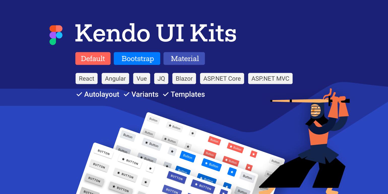 Kendo UI for Angular R3 2021图3
