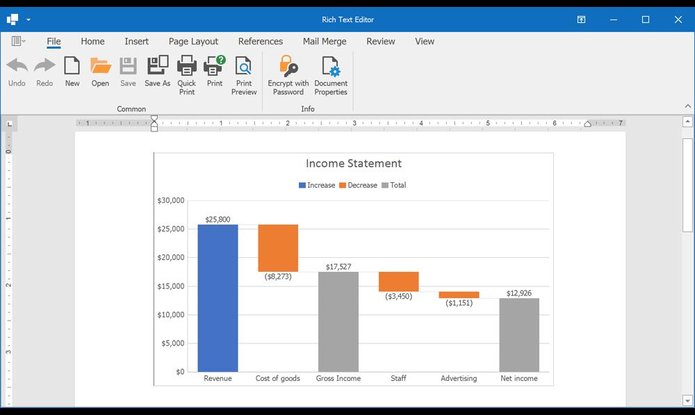 DevExpress WinForms v21.1-富文本编辑器、PDF Viewer图3