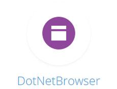 DotNetBrowser