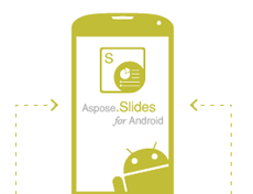 Aspose.Slides for Android via Java授权购买