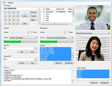 VoIP Video SIP SDK