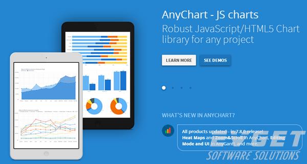 推荐14款基于javascript的数据可视化工具