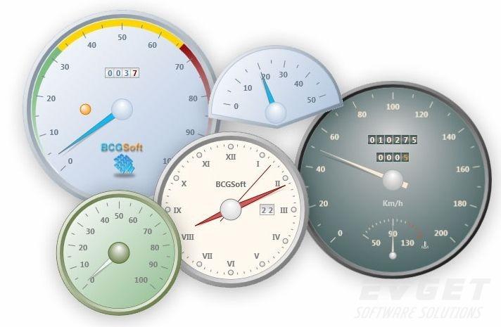 BCGControlBar Professional Edition for MFC界面预览: