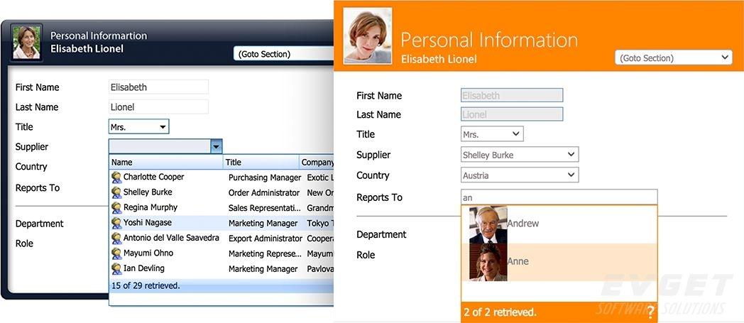 Intersoft Premier Studio界面预览: