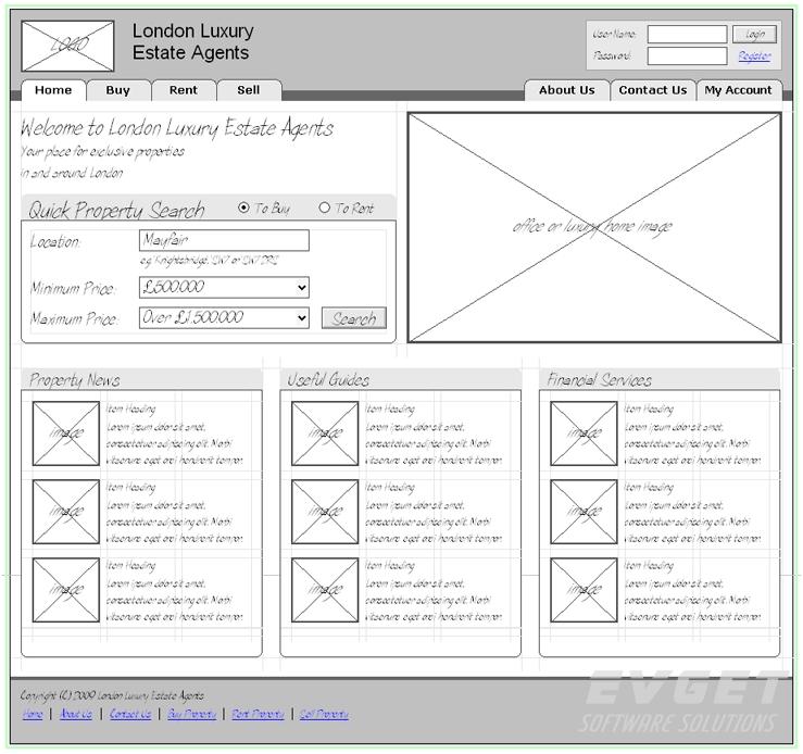 GUI Design Studio界面预览: