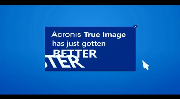 Acronis True Image产品介绍