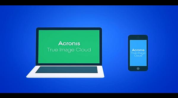 Acronis True Image Cloud产品功能介绍