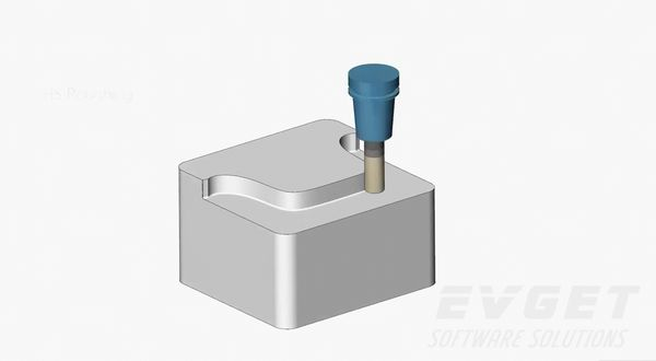 CAD/CAM控件展示(12):高速3轴加工方法
