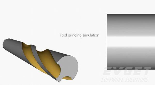 CAD/CAM控件展示(11):磨削加工仿真
