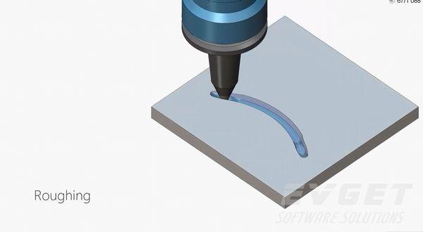 CAD/CAM控件展示(10):雕刻加工