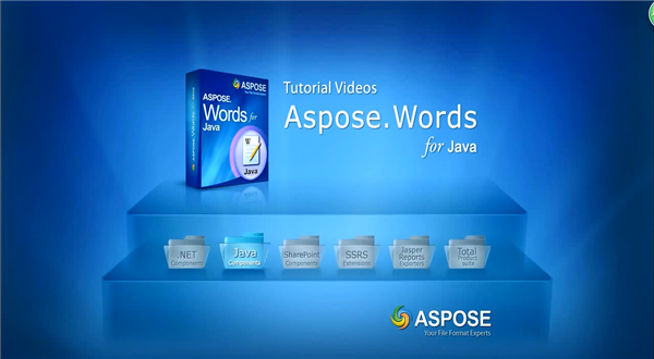 Aspose.Words for Java教程:合并数据