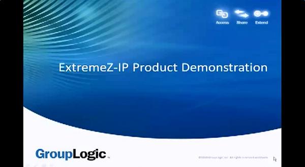 ExtremeZ-IP使用演示(一)