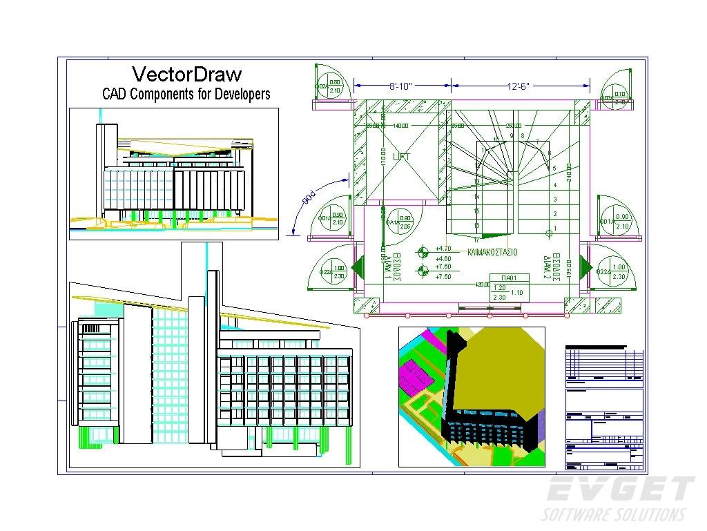 VectorDraw Developer Framework
