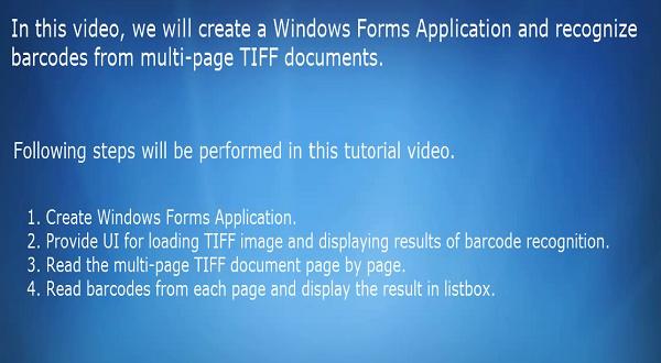 Aspose.BarCode for .NET:从TIF文件读取条码