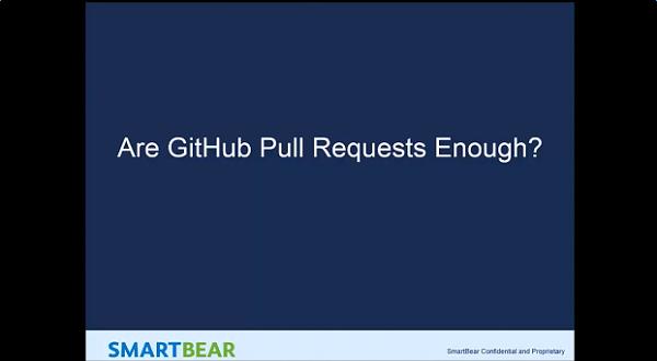 Collaborator:代码审查引入GitHub就够了吗?