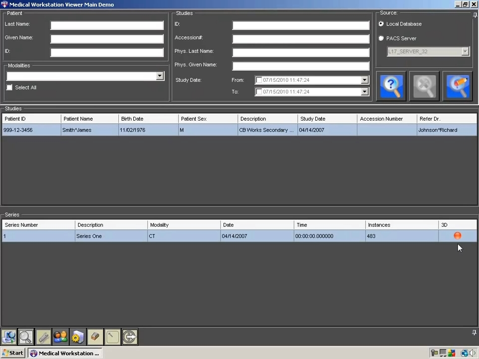 LEADTOOLS Medical Imaging Developer Toolkit 02