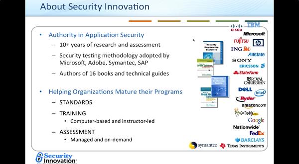 Parasoft公开课:保护应用安全