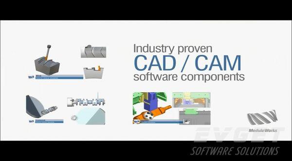 CAD/CAM控件供应商ModuleWorks介绍