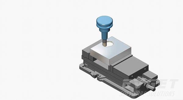 CAD/CAM控件展示(7):自适应粗加工