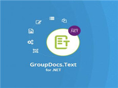 GroupDocs.Text  for .NET