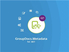 GroupDocs.Metadata for .NET
