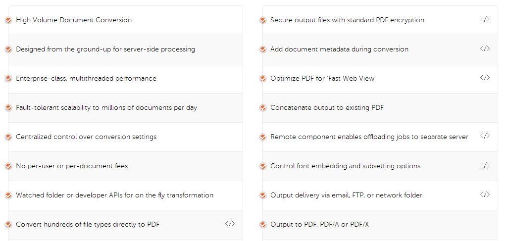 activePDF DocConverter界面预览:activePDF DocConverter截图