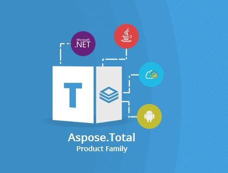 Aspose.Total界面预览:3