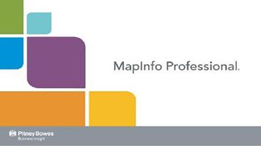 MapInfo系列视频