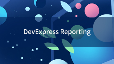 DevExpress Reporting