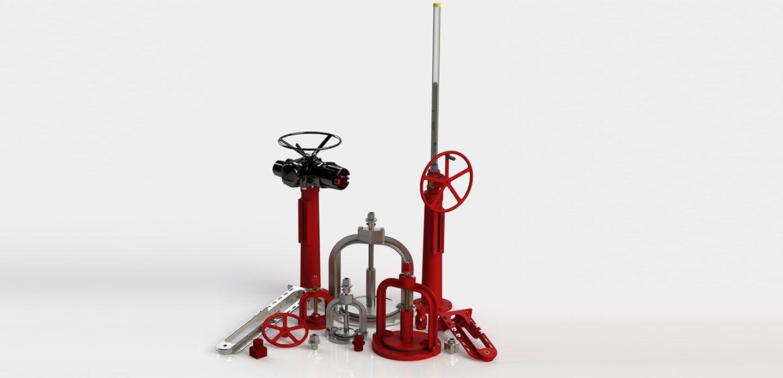 SolidWorks解决方案助力企业实现复杂阀门开发的现代化!
