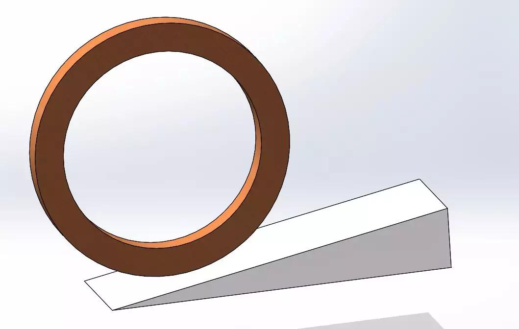 做一个反重力坡?借助SolidWorks你也可以!