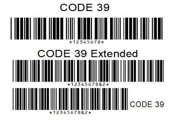 Code 39条形码基础知识概观
