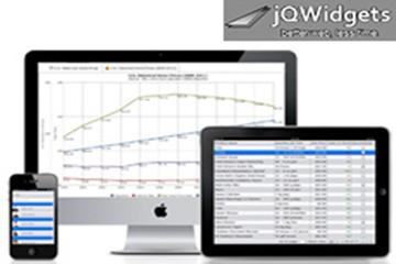 界面控件jQWidgets 发布v8.1.2|附下载
