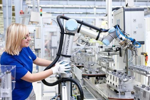 离散制造企业MES系统数据采集方式