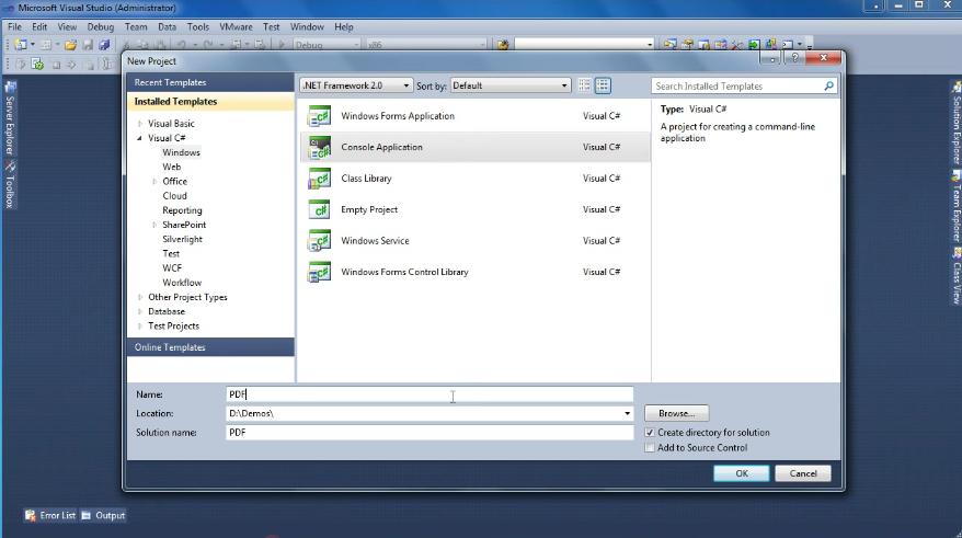 Aspose.PDF for .NET视频教程:创建PDF档案