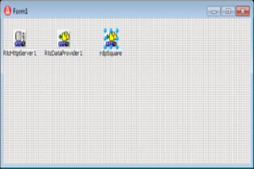 RealThinClient SDK Pro教程:如何使用参数查询的服务器(第3课)