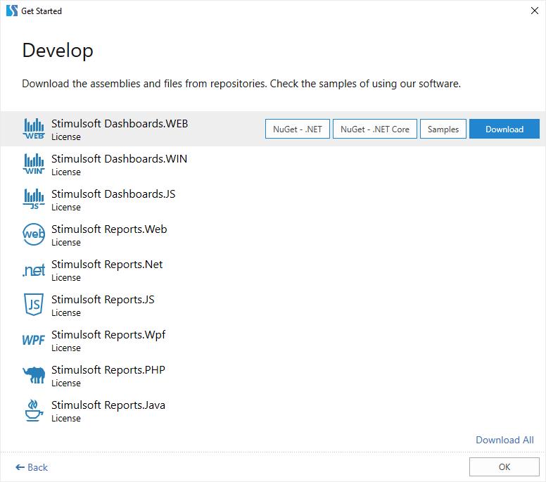 Stimulsoft报表和仪表板2019.3.2新版发布,为您的应用程序添加高性能报告和分析!