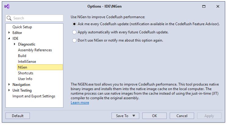CodeRush for Visual Studio v19.1.5发布