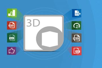 3D文档管理控件Aspose.3D v19.7发布上线!在Google Draco中添加点云导出支持!