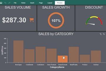 商业智能工具Stimulsoft 仪表板的强大功能和优势分析