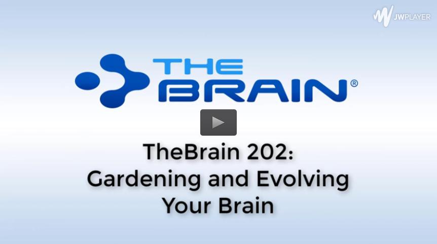 思维导图软件TheBrain网络课程合集分享!尽情开发我们的大脑思维!