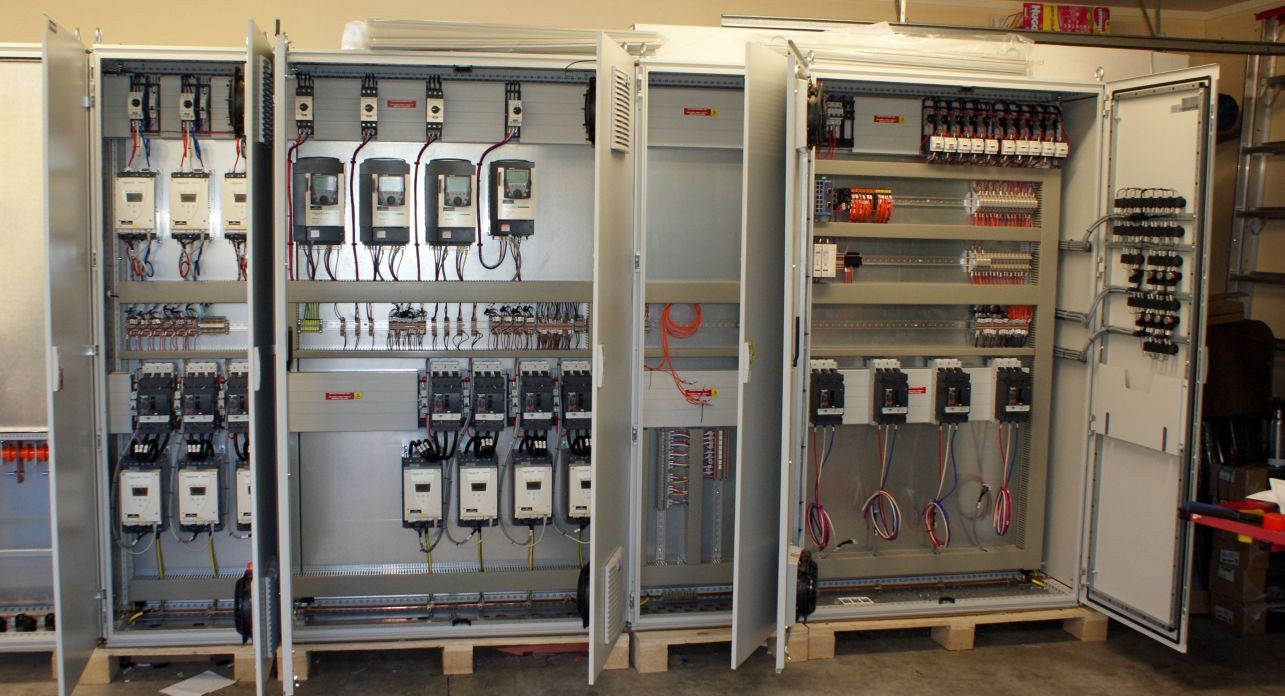 使用SolidWorks Electrical轻松简化控制箱设计!