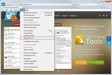 PDF-XChange Editor使用教程:如何在Web浏览器中显示/转换PDF?